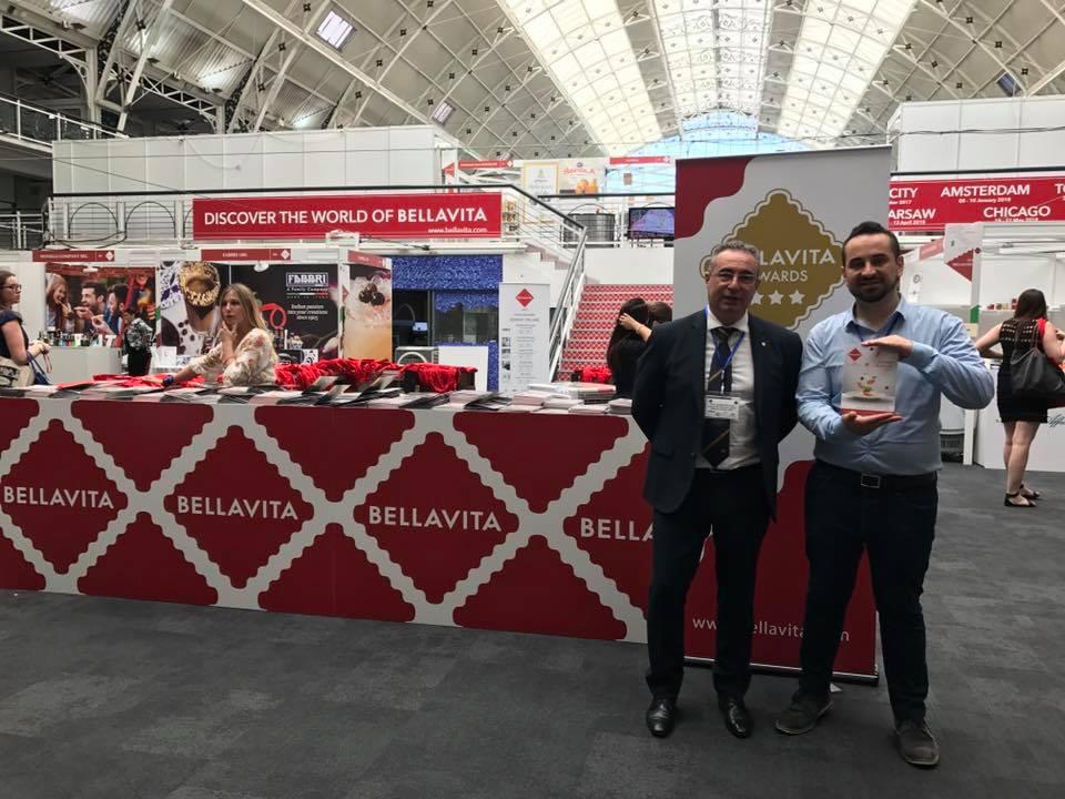 Bella Vita Expo London 2017